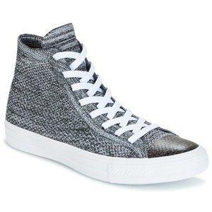 Converse x Nike Flyknit High Top Sneakers